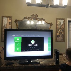 """40"""" Flat Screen Tv Hisense With Remote And Xbox for Sale in Spring Hill, FL"""