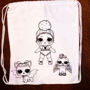 Personal LOL SURPRISE DOLL backpack for Sale in Compton, CA