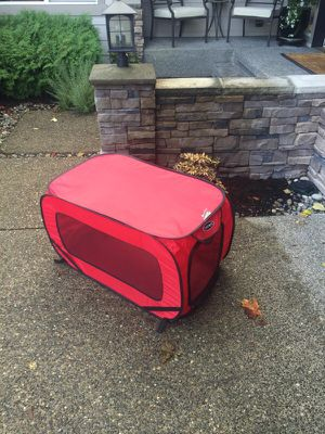 Portable dog house for Sale in Renton, WA