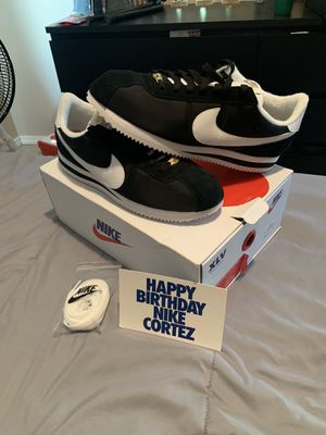 NIKE Cortez COMPTON edition size 11 for Sale in Clackamas, OR