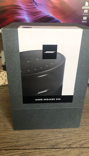 Bose Home Speaker 300 - New Unopened for Sale in San Diego, CA