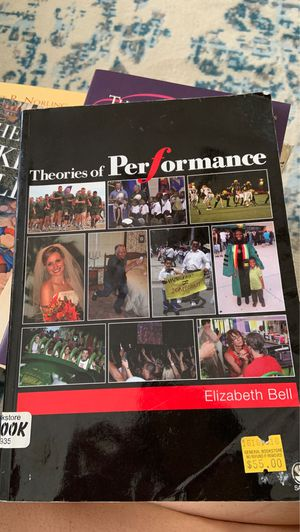 Theorie of Performance , Elizabeth Bell for Sale in Kennesaw, GA