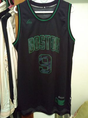 Authentic Adidas Limited Edition Celtics Rondo Jersey for Sale in McKees Rocks, PA