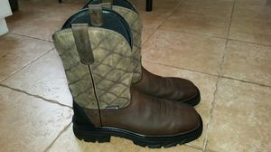 Wolverine Ranch King CarbonMax work boots for Sale in Escondido, CA