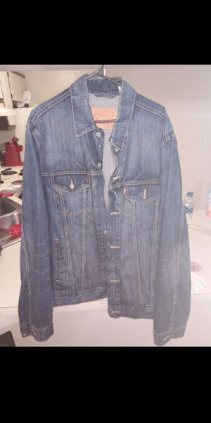 Levi Jacket for Sale in Chesapeake, VA