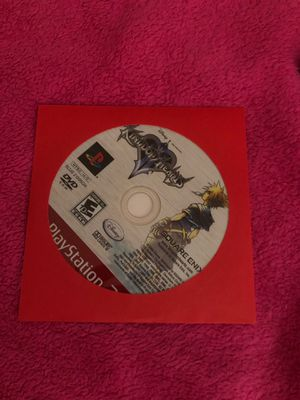 Kingdom Hearts PlayStation 2 game for Sale in Glen Burnie, MD