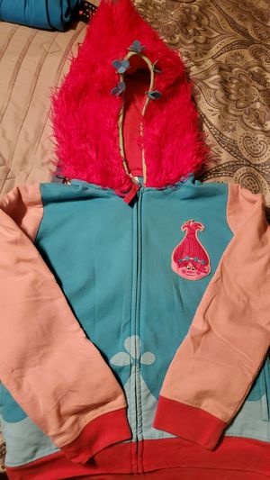 Trolls poppy hooded sweater for Sale in South Gate, CA