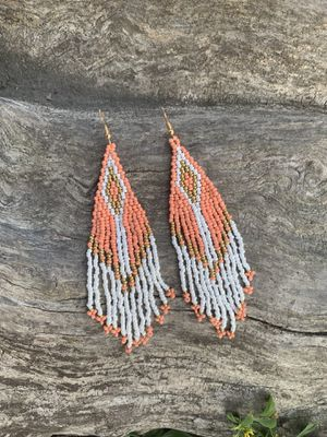 Handmade bohemian earrings I do only ship through OfferUp for Sale in Hayward, CA