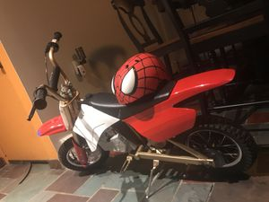 Razor electric motorcycle for Sale in Jersey City, NJ