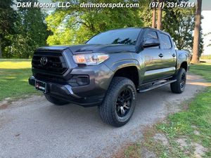 2020 Toyota Tacoma TSS Off-Road, 4X4, Reliable, Lifted, Low Miles!!! for Sale in Portland, OR