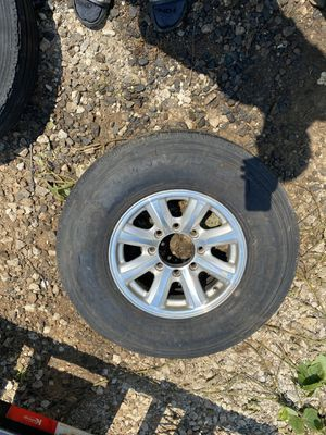 Aluminum trailer rim for Sale in Wellford, SC