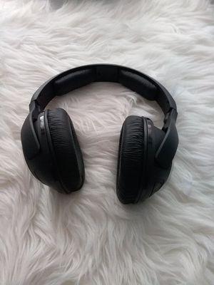 Sennheiser HDR 160 RF Wireless Accessory Headphones Only KLEER Black 504250 for Sale in Detroit, MI