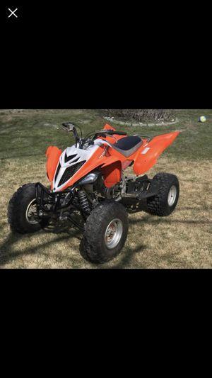 2014 Yamaha Raptor 700r for Sale for sale  Totowa, NJ