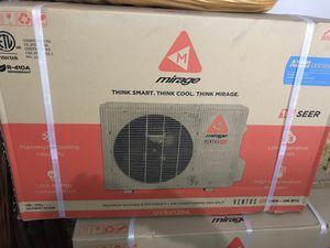 Mini split Condenser 12000btu 120v for Sale in Houston, TX