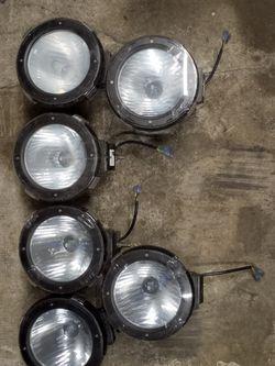"""7"""" 35w Hid Lights X6 for Sale in Auburn,  WA"""
