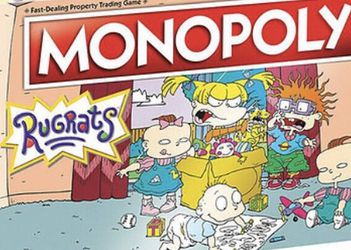 Rugrats Monopoly Game for Sale in Beaverton,  OR