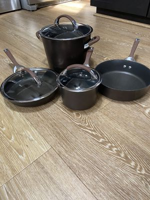 Circulon Symmetry Pots and Pans Set for Sale in New Stanton, PA