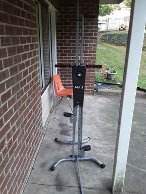 Maxi climber the ultimate exercise equipment for Sale in Philadelphia, PA