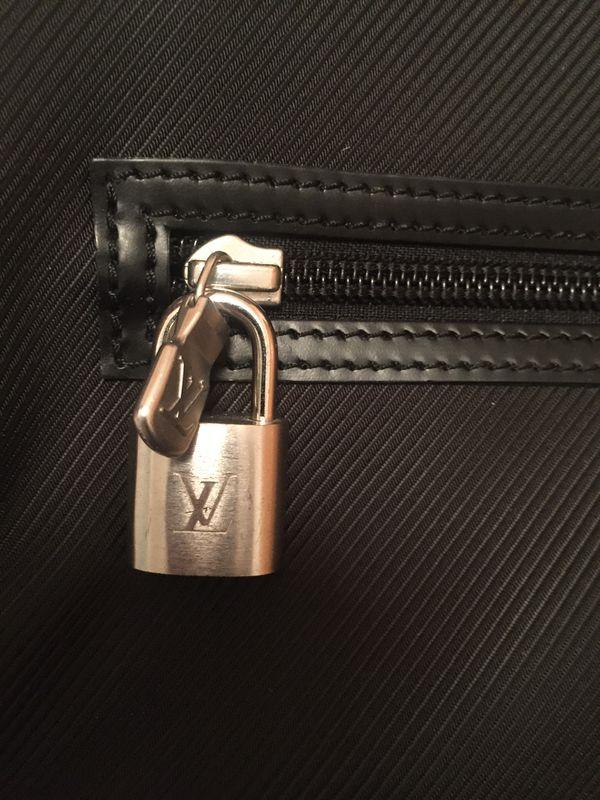 Louis Vuitton overnight garment bag
