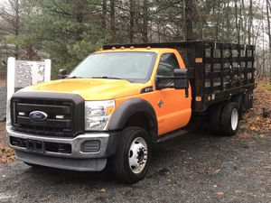 2012 Ford F-450 Super Duty for Sale in Upton, MA