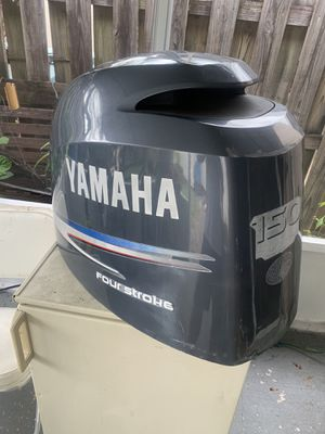 Yamaha 150 cowling for Sale in Miami, FL