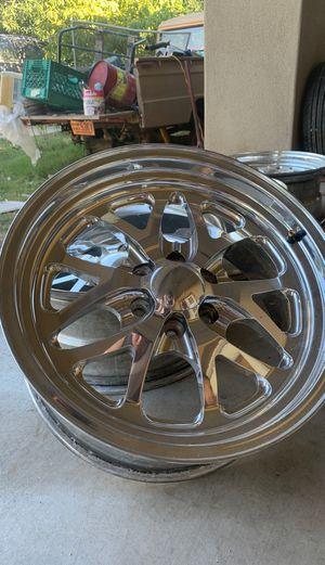 Budnik wheels 17s for Sale in Mesa, AZ