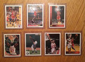 Michael Jordan cards for Sale in Charlotte, NC