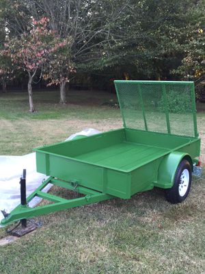 utility trailer stolen (1,200 dollar reward) for Sale in Harrisburg, NC
