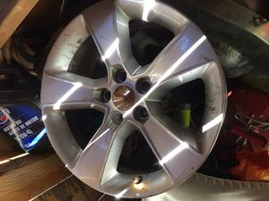 "2011 Dodge charger stock rims 17"" for Sale in Mattawa, WA"