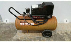 Sears Craftsman 5HP 25 GAL - Air Compressor. for Sale in Fort Wayne, IN