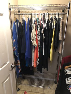 Closet organizer - must go by this weekend for Sale in San Diego, CA