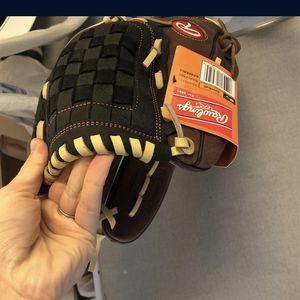 Rawlings Baseball Glove (leather) for Sale in Glendale, AZ
