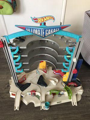 Hot wheel garage for Sale in Oceano, CA