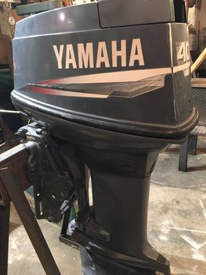 2001 Yamaha 40hp outboard for Sale in Amelia Court House, VA