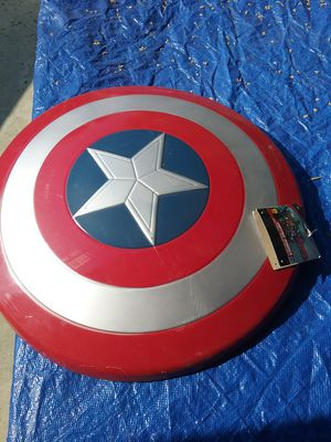 Captain America Shield for Sale in Walnut, CA