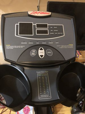 Life fitness elliptical for Sale in Sterling, VA