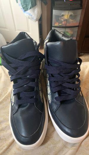 Dark blue Gucci Shoes for Sale in Lithonia, GA