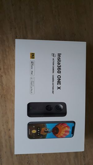 Insta360 one x action camera for Sale in Douglasville, GA
