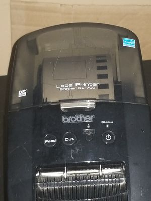 Brother label printer for Sale in Albuquerque, NM