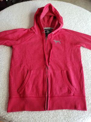 VS Pink Full-Zip Hoodie Sweatshirt for Sale in Stockton, CA