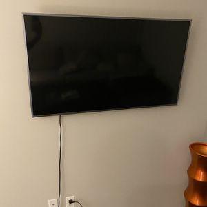 """49"""" Samsung 4K flat Screen TV for Sale in Washington, DC"""