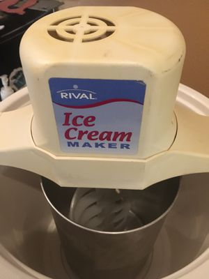 Ice cream maker for Sale in Arroyo Grande, CA