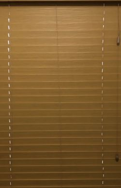 Faux Wood Blinds for Sale in Richmond,  TX