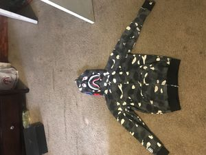 Bape hoodie black for Sale in San Diego, CA
