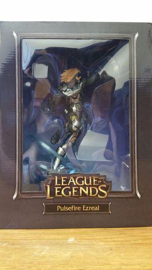 League of Legends Pulse Fire Ezreal Statue for Sale in Santa Monica, CA