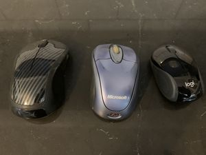 Choice from 3 wireless computer mouse for Sale in Savannah, GA