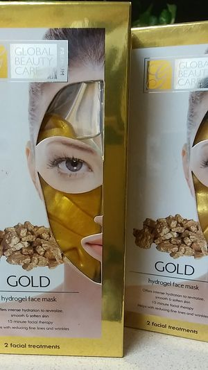 Gold Hydrogel Face Mask for Sale in Fairburn, GA