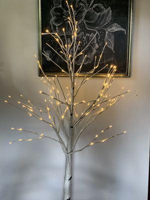 LED birch trees wedding/babyshower/nursery decor for Sale in Fresno, CA