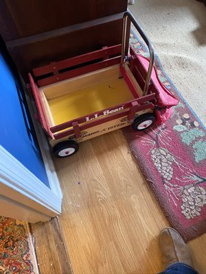 LL Bean Red Childs Radio Flyer Wagon for Sale in Suffolk, VA