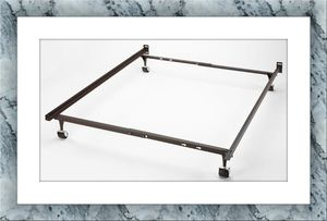 Metal bed frame twin full queen New for Sale in NEW CARROLLTN, MD